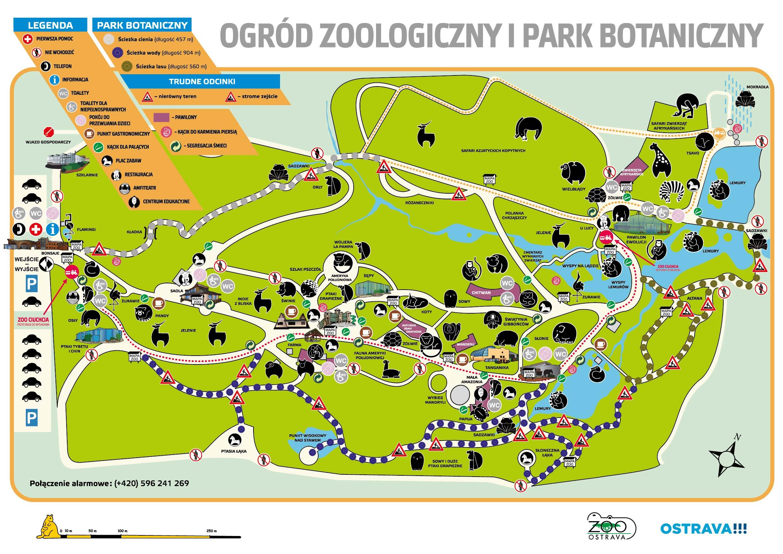 Zoo Ostrava Przyroda W Zasiegu Reki
