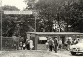vstup do zoo v 60 letech